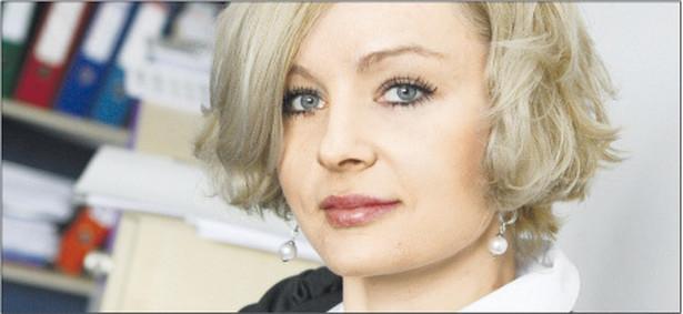 Marta Lech, adwokat prowadząca kancelarię w Warszawie