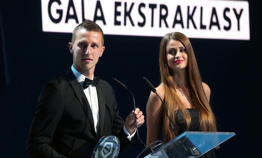 Kamil Wilczek - piłkarz sezonu i król strzelców T-Mobile Ekstraklasy!