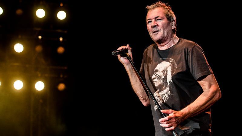 Ian Gillan, wokalista Deep Purple