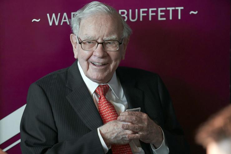 Warren Buffett 1 foto Tanjug AP