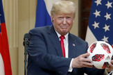 Donald Tramp konferencija lopta EPA ANATOLY MALTSEV