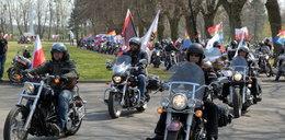 10 rosyjskich motocyklistów zatrzymanych na granicy