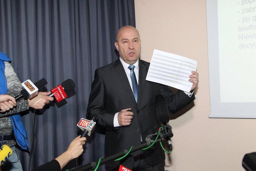 Kazimierz Greń zawieszony przez PZPN