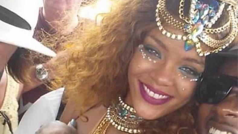 Rihanna nie chce dzielić się Lewisem Hamiltonem