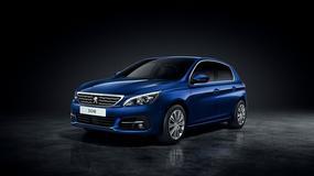 Peugeot 308 ostrzeże o niebezpiecznych strefach