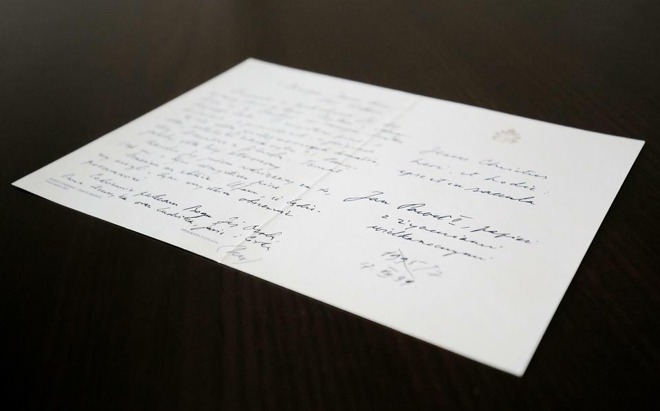 Czułe listy papieża do przyjaciółki. Co łączyło Jana Pawła II z arystokratką?