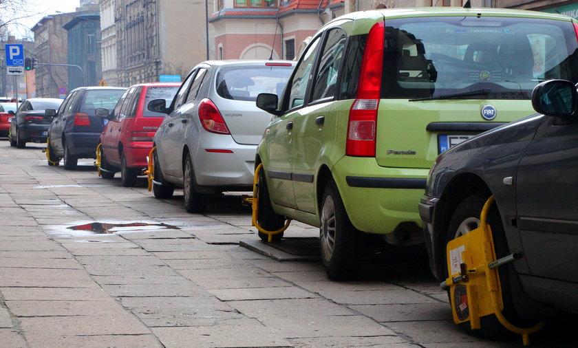 Parkowanie w Łodzi