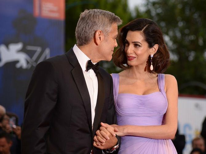 Klunijevi svima očitali LEKCIJU STILA: Amal je pokazala da je veća DIVA i od holivudskih zvezda