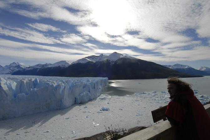 Zvuk pucanja leda i obrušavanja glečera ne može se opisati, mora se doživeti