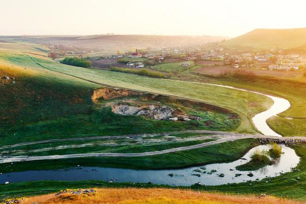 Mołdawska wieś