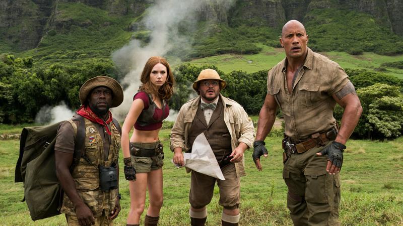 """""""Jumanji. Przygoda w dżungli"""": kadr z filmu"""