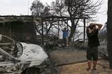 Grčka, požari, dan posle