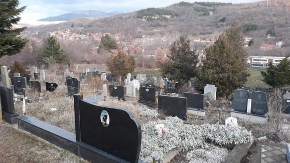 Malčanski berberin uhapšen na seoskom groblju