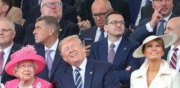 Gdzie posadzili polskiego premiera? Ale towarzystwo