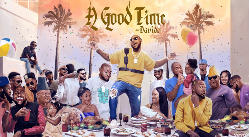 Davido's 'A Good Time' lives in its cohesion [Album Review]