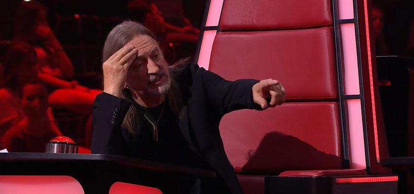 """Piekarczyk złamał zasady w """"The Voice""""? Wcisnął przycisk w nie swoim fotelu!"""