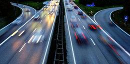 Zagrożenie na polskich autostradach! Uważaj!