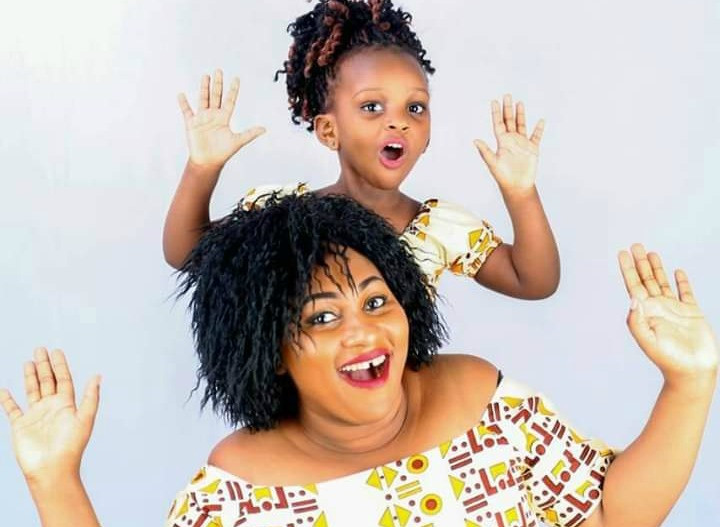 File image of Miriam Kighenda and her daughter Amanda Mutheu who perished in the Likoni Ferry tragedy of 29 September 2019