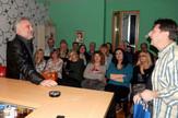 Cicmilovic i Mihailovic predstava Srecna Nova Foto Privatna arhiva