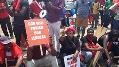 Aggrieved customers call on Parliament to probe closure of Menzgold