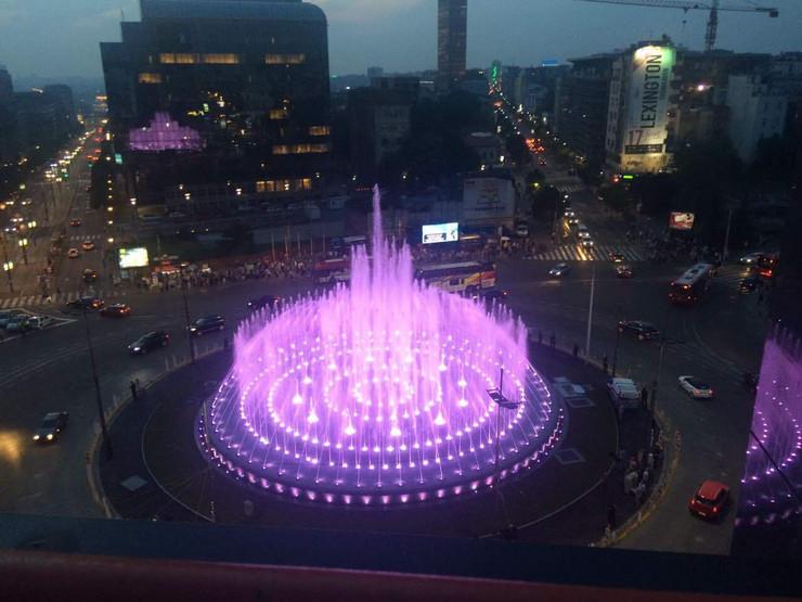 slavija fontana