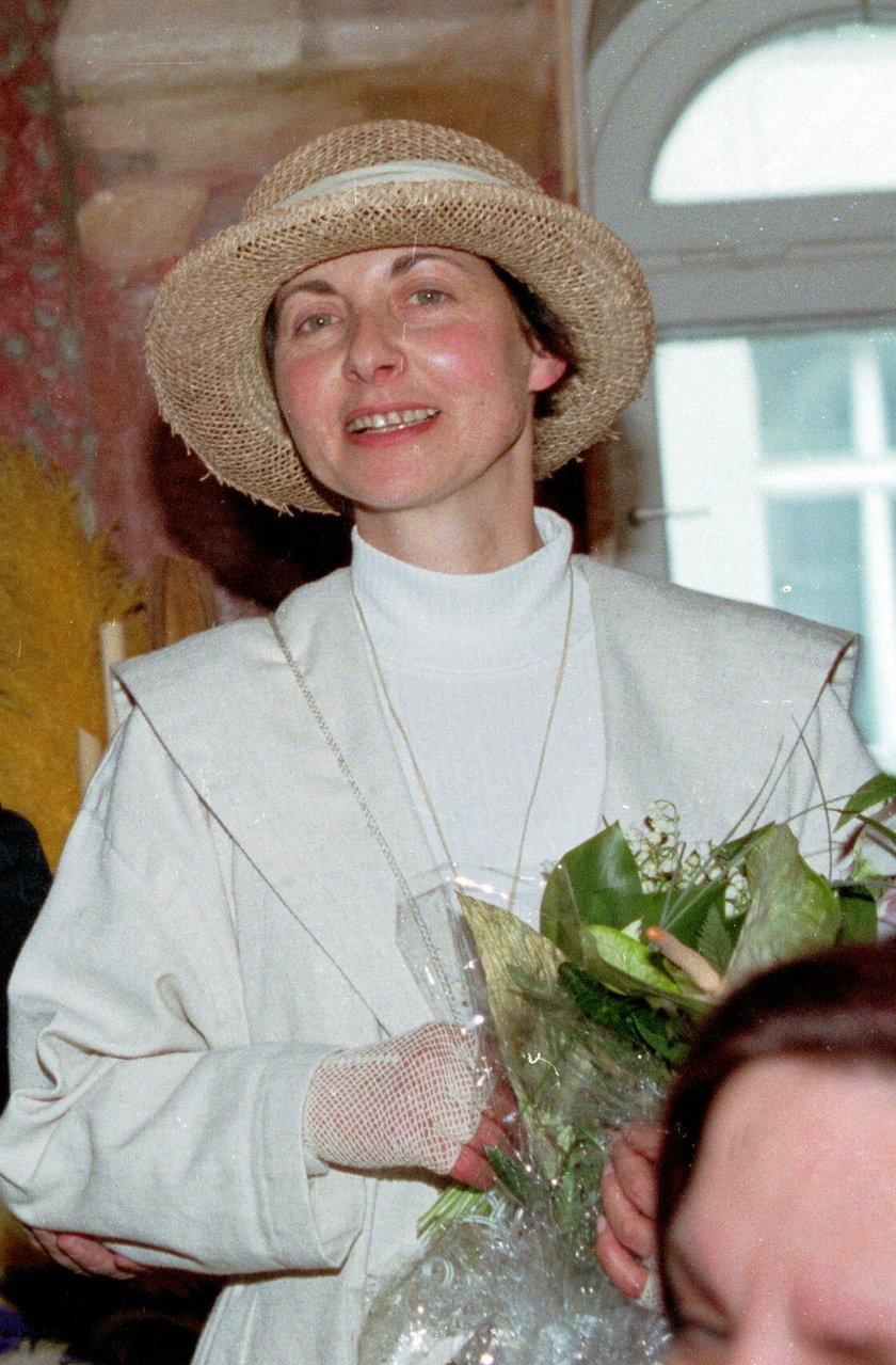 Jadwiga Maria Jarosiewicz