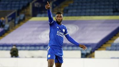 Leicester City boss Brendan Rodgers says Kelechi Iheanacho is a valuable player