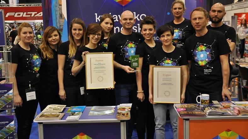 Kujawsko-Pomorskie: wspólna promocja daje efekt