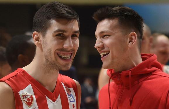Ognjen Dobrić i Nemanja Nenadić