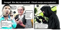 Wyłudzili od Polaków 18 mln zł. Mają wciąż ten sam patent