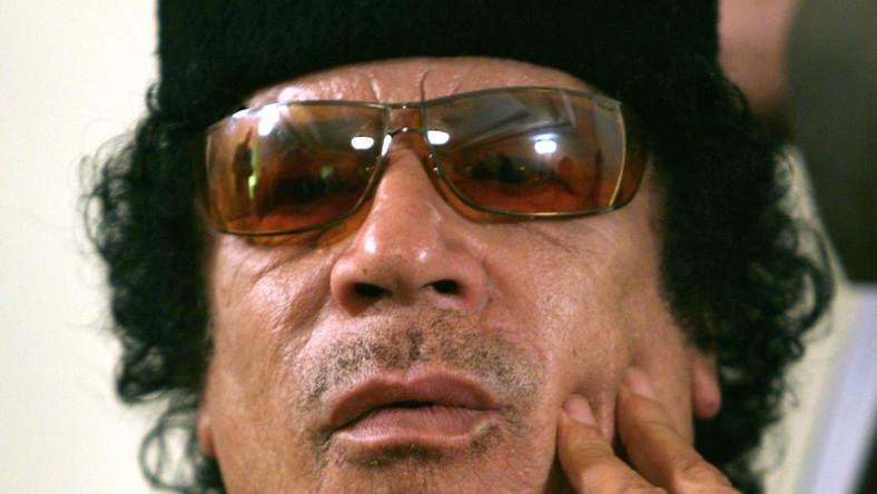 """Kadafi grozi światu. """"Pożałujecie tego!"""""""