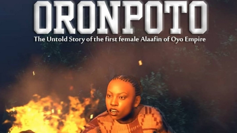 'The Legend of Oronpoto' follows the story of Oyo's first female Alaafin [Instagram/@thelegendoforonpoto]