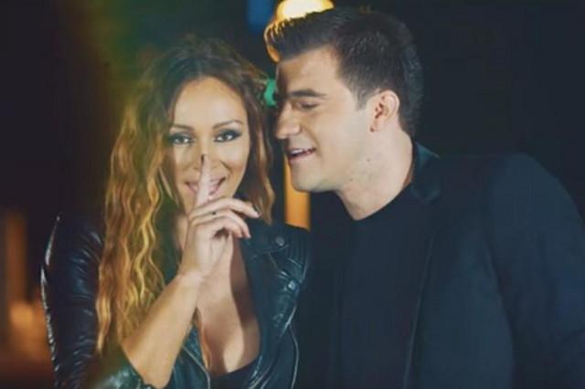 Đuka Đuranović i Anabela Atijas