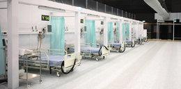 Szpitale tymczasowe także będą punktami szczepień