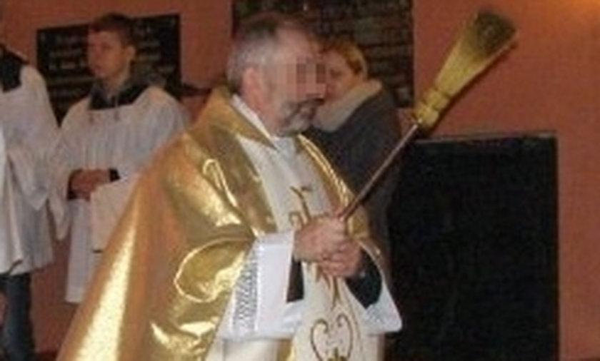 Ksiądz skopał niepełnosprawne dziecko