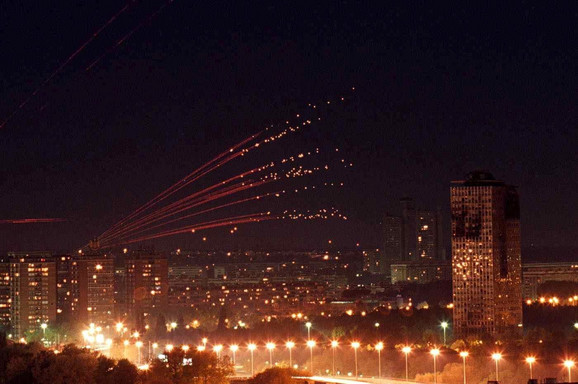NATO Bombardovanje 1999. godine