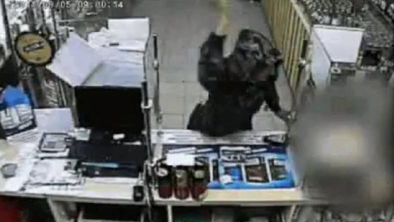 Napad na sklep w Szczecinie. Policja szuka sprawcy