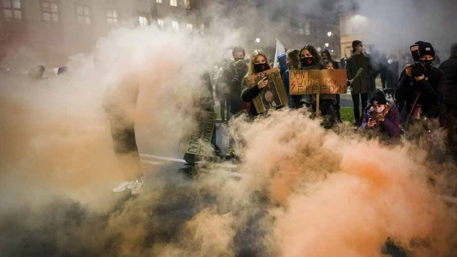 Strajk Kobiet, 18.11.2020 r.