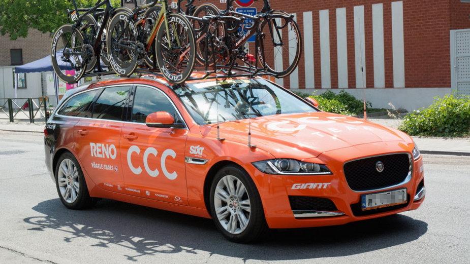 Dominik Górak opuszcza drużynę CCC Team
