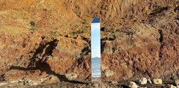 Tajemniczy monolit pojawił się w kolejnym miejscu! Wszyscy w szoku