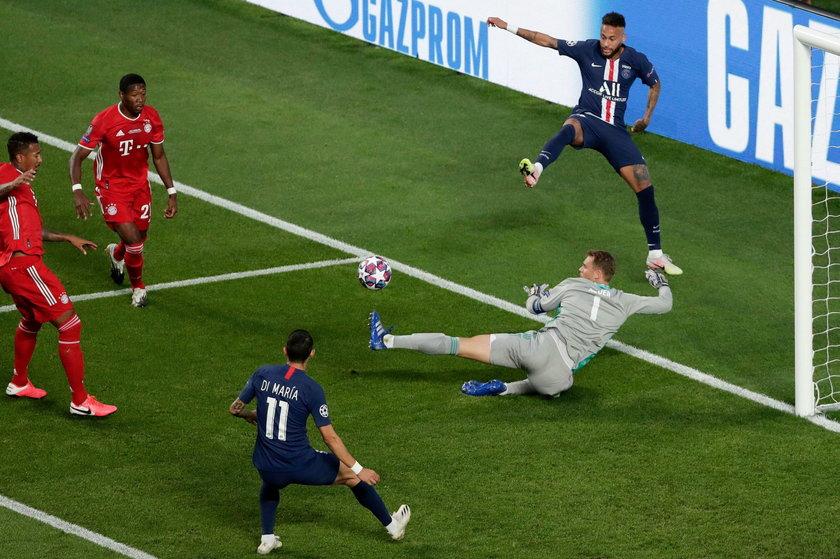 Bayern wygrał Ligę Mistrzów