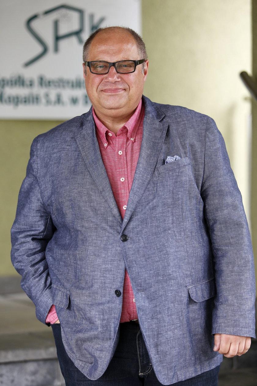 Witold Jajszczok, rzecznik SRK