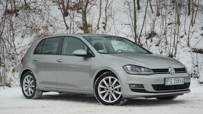 Volkswagen Golf VII 2.0 TDI (TEST)
