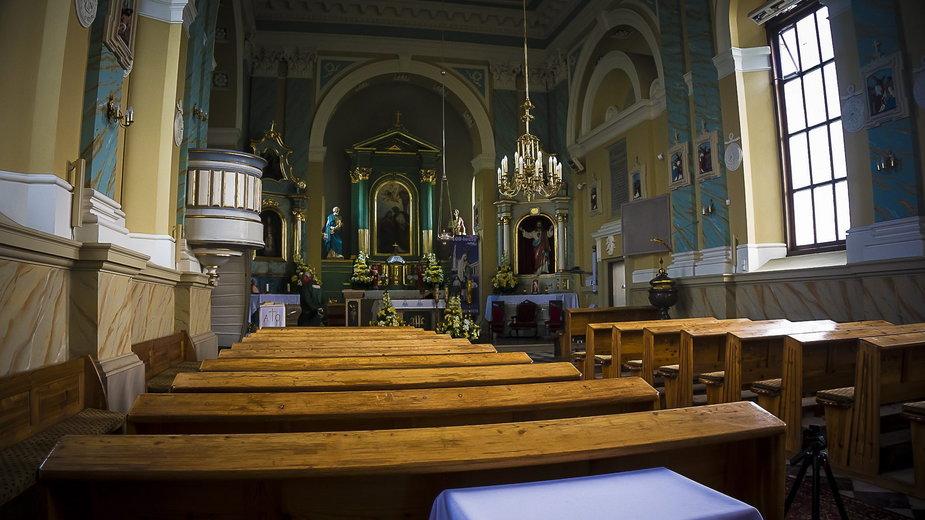 Kościół w Czermnie