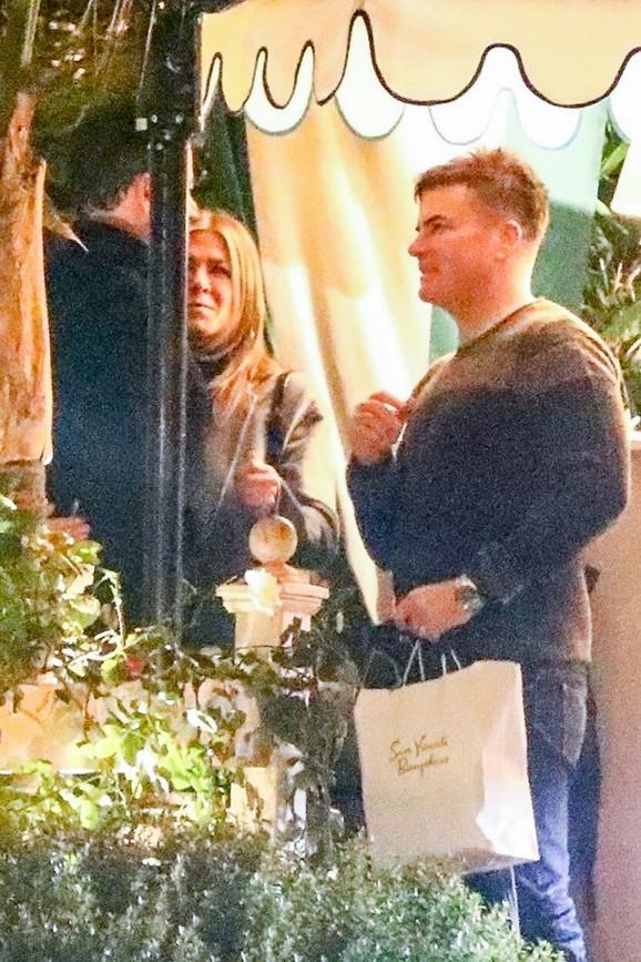 Dženifer Aniston i Džimi Kimel