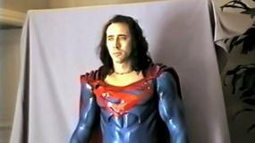"""Nicolas Cage w """"Supermanie"""", którego... nie było"""