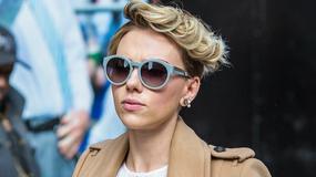 Modna Scarlett Johansson na ulicach Nowego Jorku