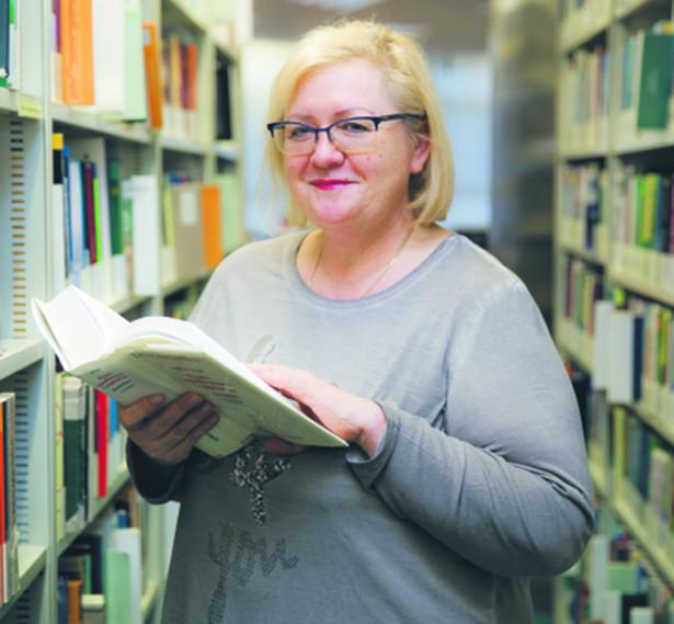 Małgorzata Manowska, dyrektor Krajowej Szkoły Sądownictwa i Prokuratury
