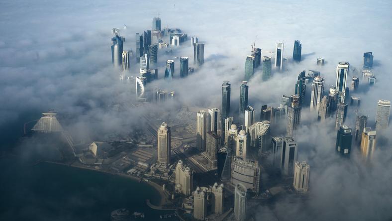 Dauha, stolica Kataru