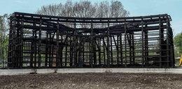 Odbudują spaloną tężnię solankową w Nowej Hucie. Podpisano umowę z wykonawcą